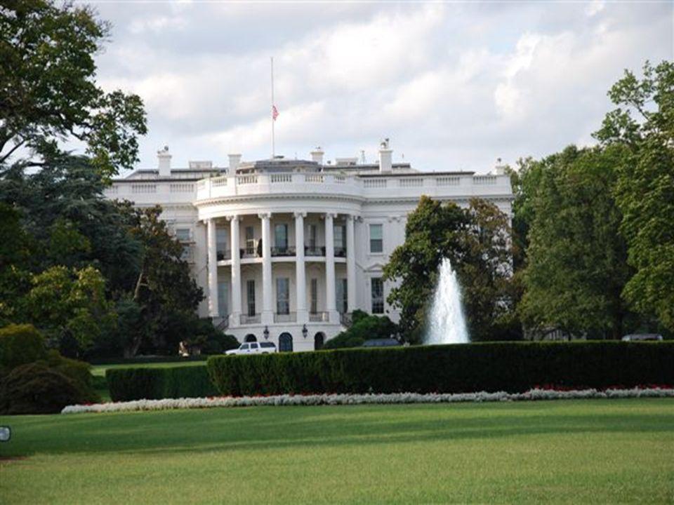 La Maison-Blanche est la résidence officielle et le bureau du Président des États- Unis.