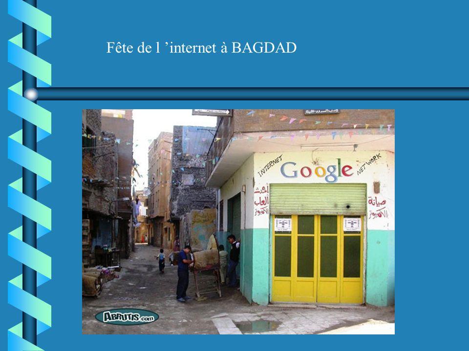 Fête de l internet à BAGDAD