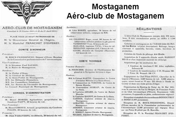 Mostaganem Aéro-club de Mostaganem