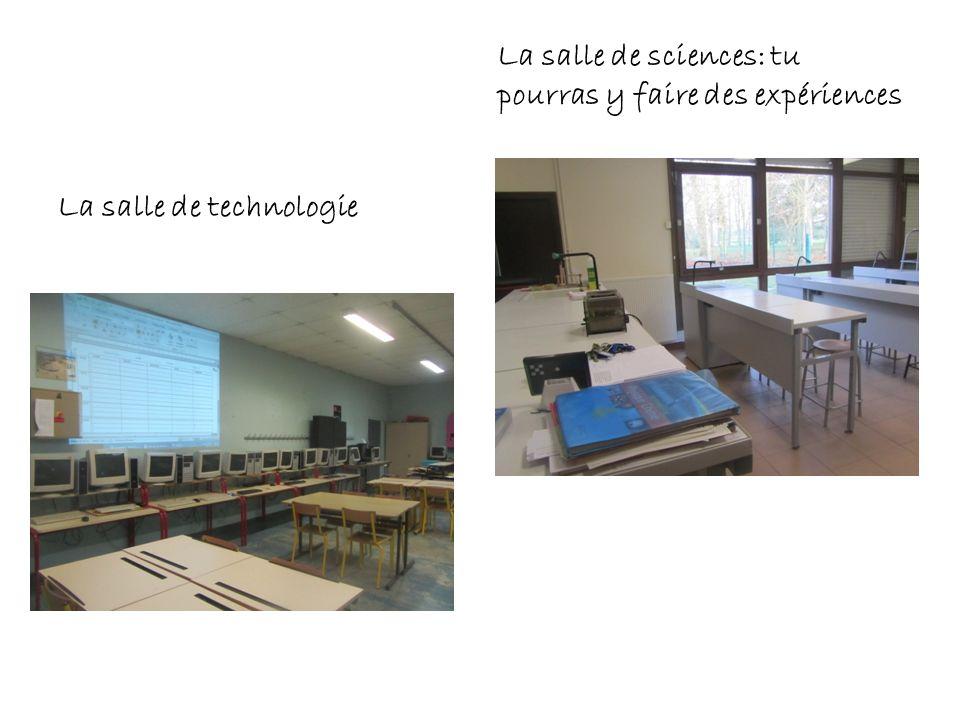 Le CDI (Centre de documentation et dinformation).