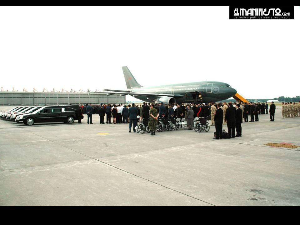 Arrivée dun premier militaire