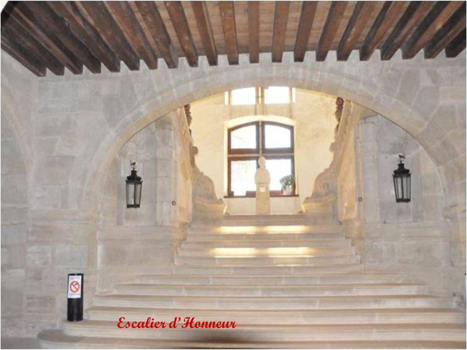 Escalier dHonneur