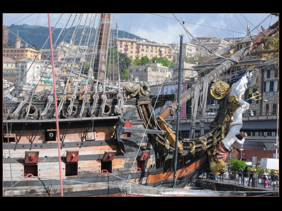 Roman Polanski avait Tourné Jadis un Pirates dont lune Des principales Vedettes était le gallion Neptune, Construit à léchelle 1 Pour les besoins du t