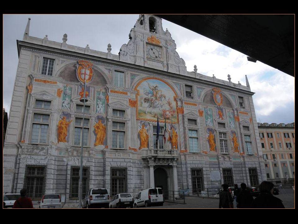 Le palazzo San Giorgio En français Le palais saint Georges