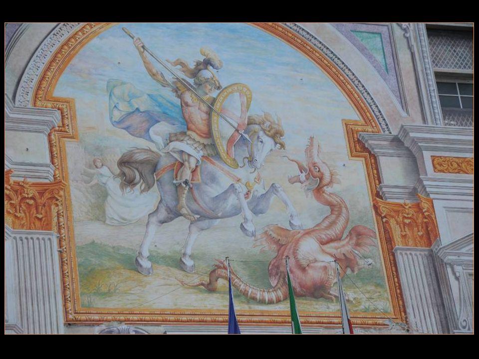 La banque ou loffice saint Georges Prêta des sommes dargent Considérables à de Nombreux dirigeants Européens pendant Les XV et XVI me siècle