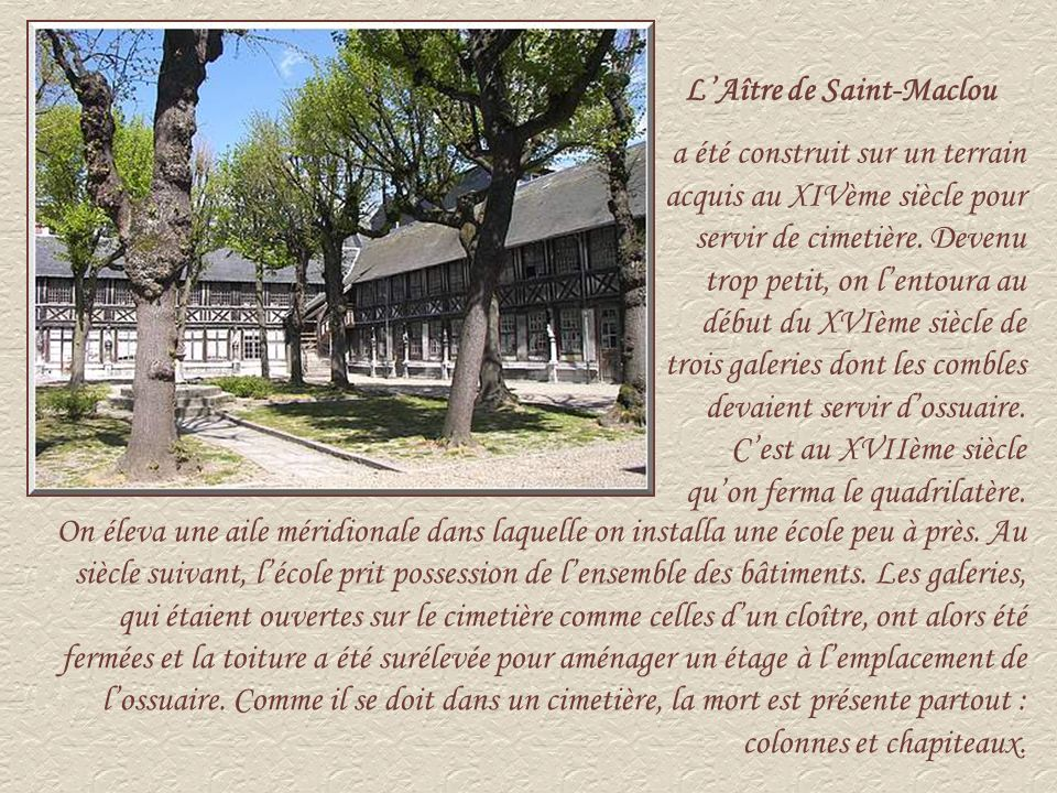 Eglise Saint-Maclou