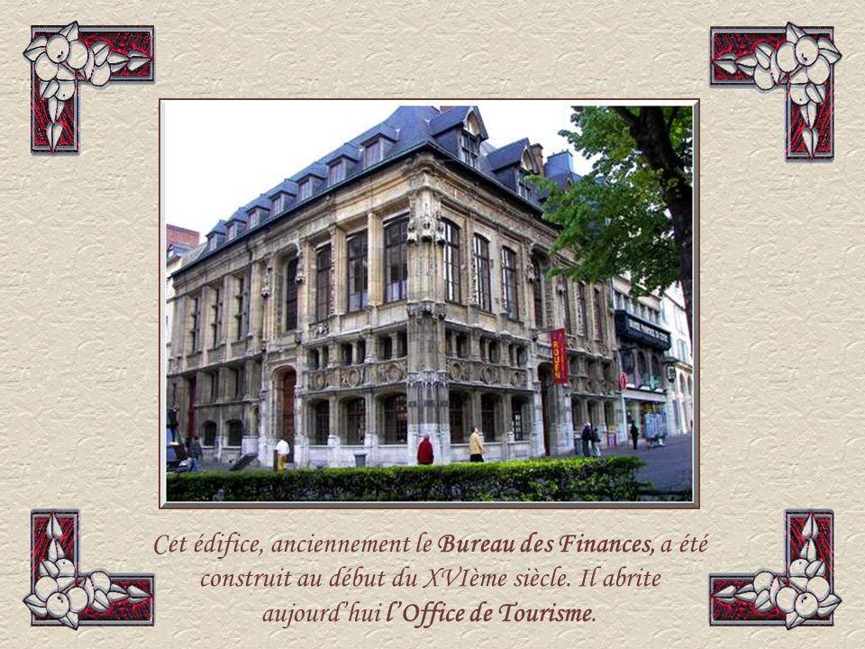 Fontaine Louis XV Le Gros-Horloge