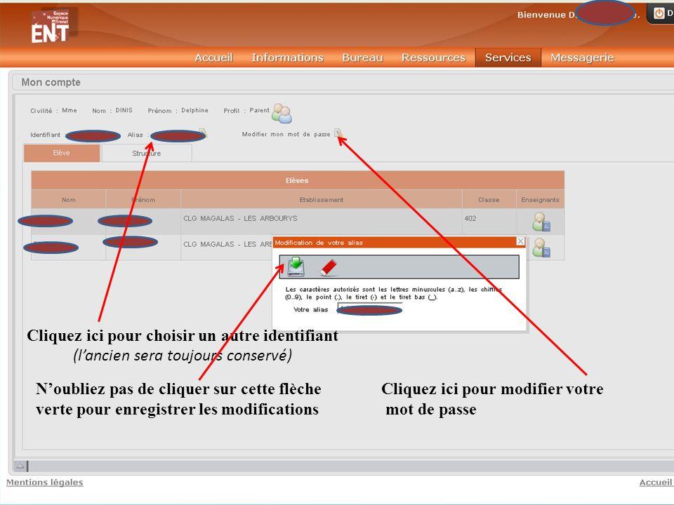 Cliquer dabord sur le bandeau espaces disponibles Cliquer ensuite sur les signes + pour développer larborescence Cliquer ensuite sur le dossier