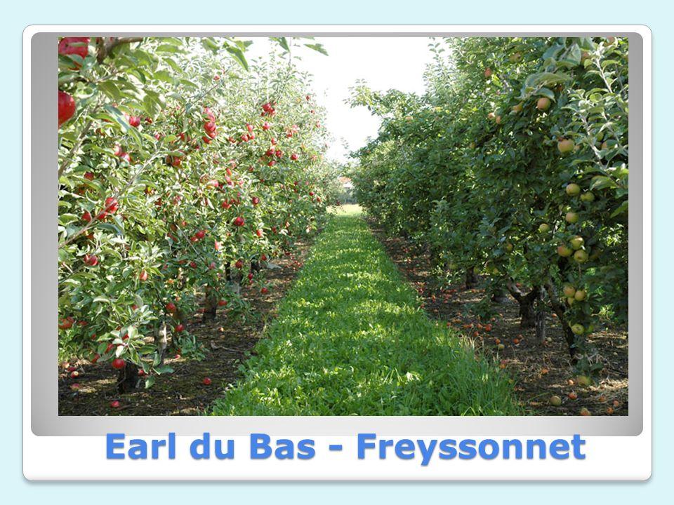Earl du Bas - Freyssonnet