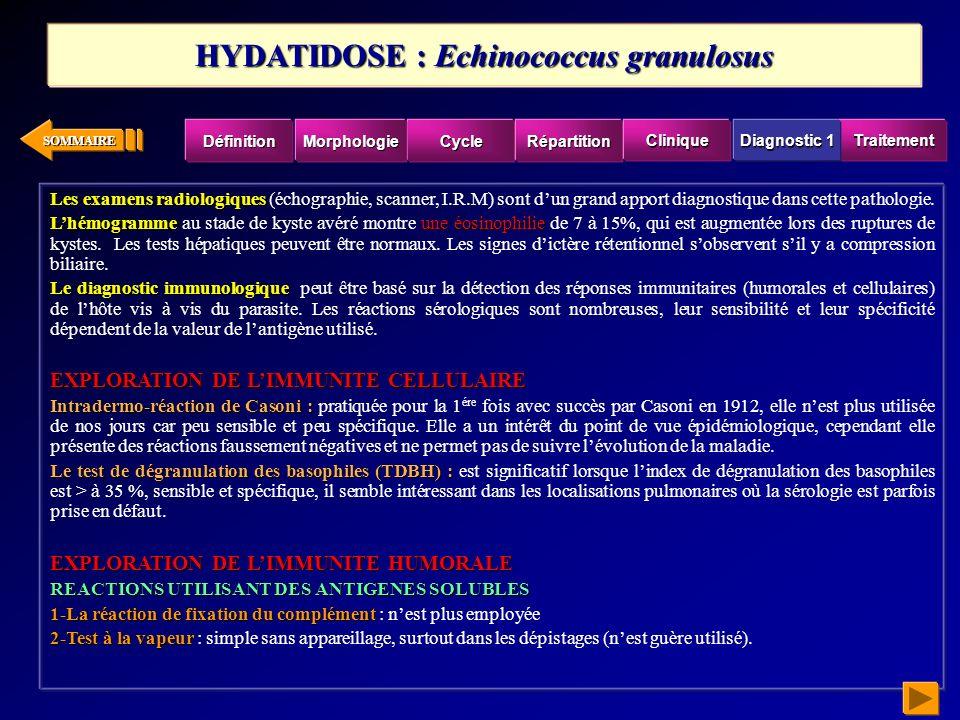 SOMMAIRE TRAITEMENT La 2 déhydroémétine La 2 déhydroémétine améliore les symptômes.