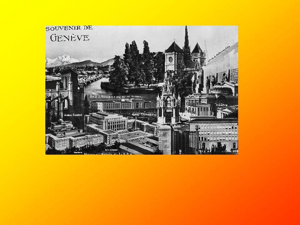 Fondé par la famille Knie en 1803 (date de la fondation de la dynastie), 1919 1921 1929 Mais depuis quand vient-il à Genève