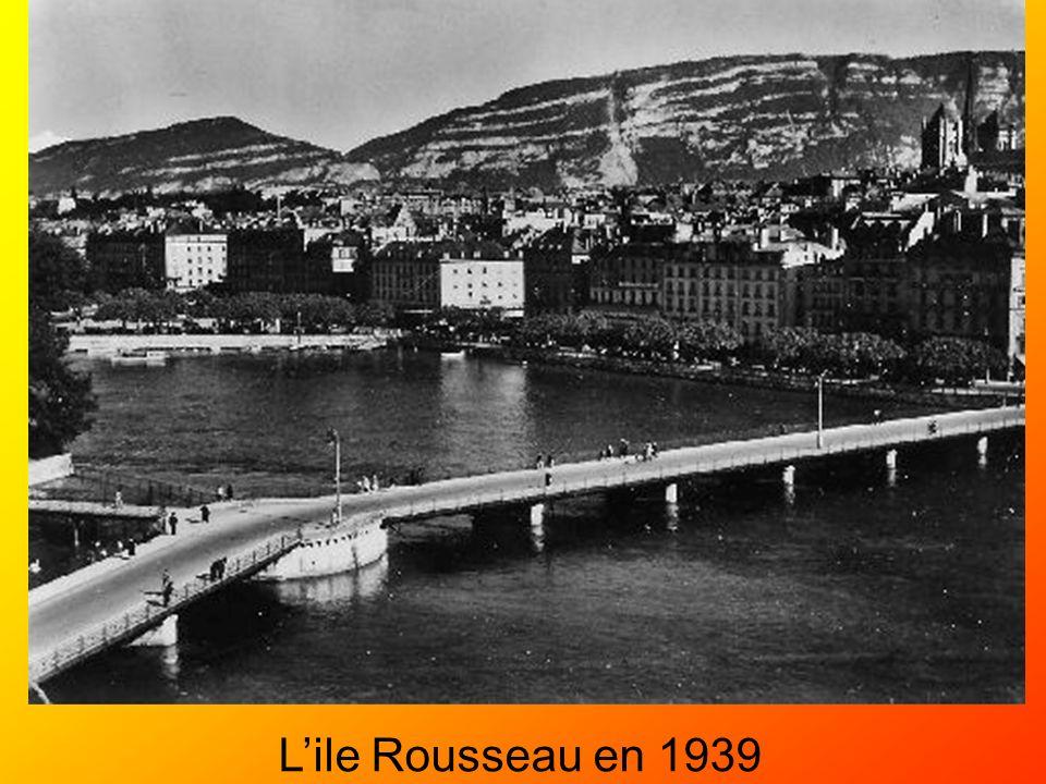 Lile Rousseau en 1939