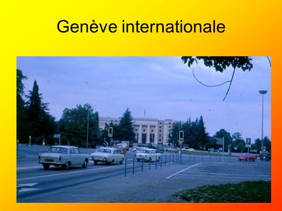 Genève internationale