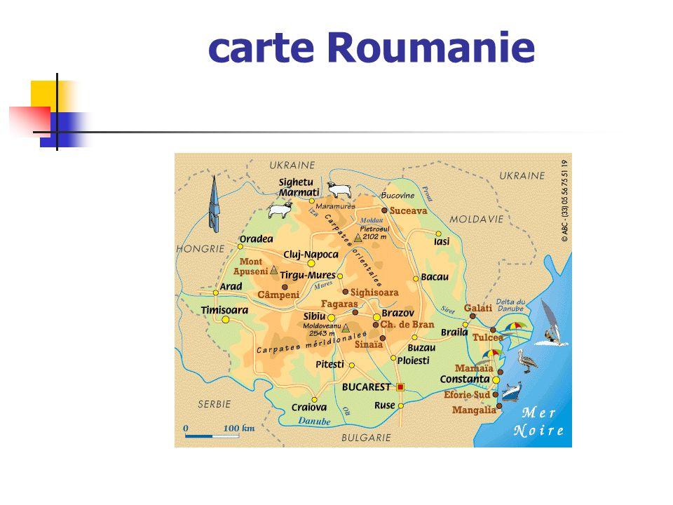 Les paysages : La Bucovine Située au nord-est de la Roumanie, à la lisière de la Moldavie, la Bucovine est une région qui peut justifier à elle seule le voyage.