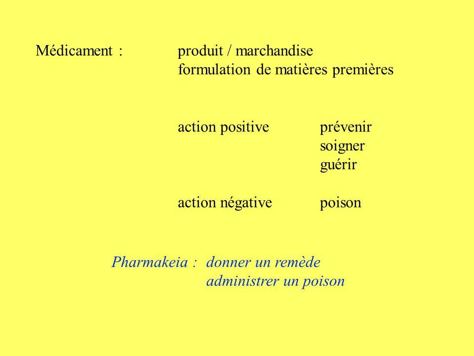 Fabrication / importation Intermédiaire (distributeur en gros) Distribution : - ayant droit (plein exercice / restreint) - autres Utilisation professionnelle Vente Autorisation (entreprise / médicament) Contrôles Surveillance (pharmacovigilance) Diplôme Autorisation Contrôles Autorisation Contrôles