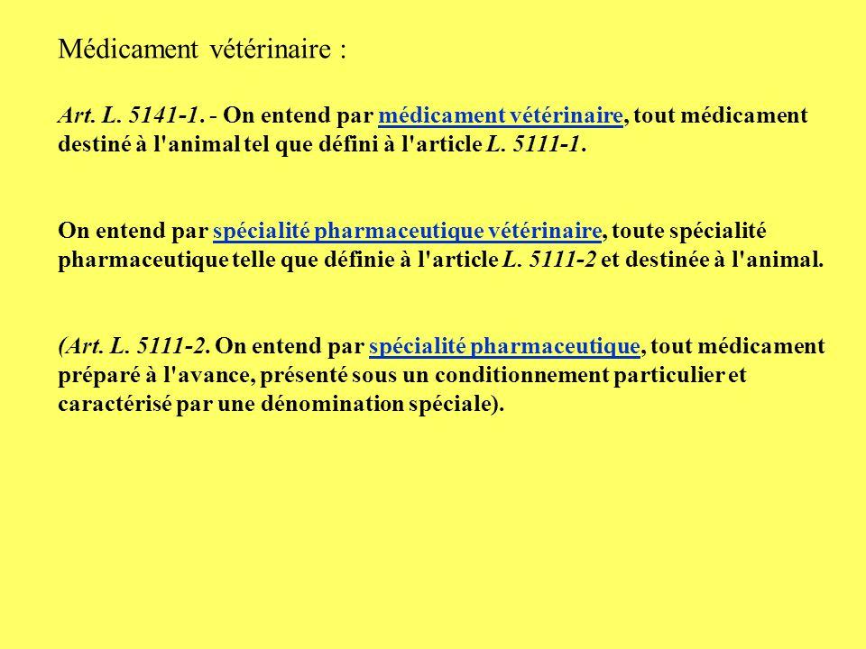 Prescription : ordonnance (TD - http://pharmtox.free.fr )http://pharmtox.free.fr Aliment médicamenteux : Ordonnance 3 exemplaires