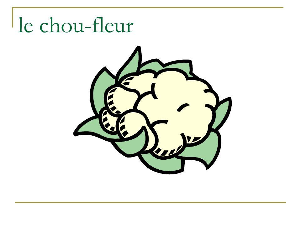 le chou-fleur