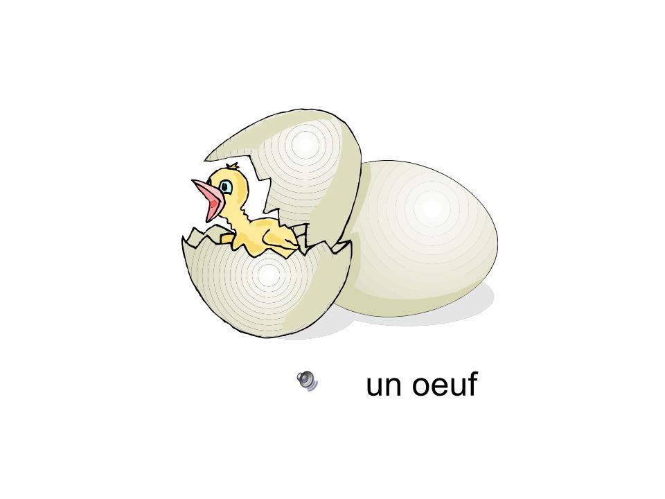 un oeuf de Pâques