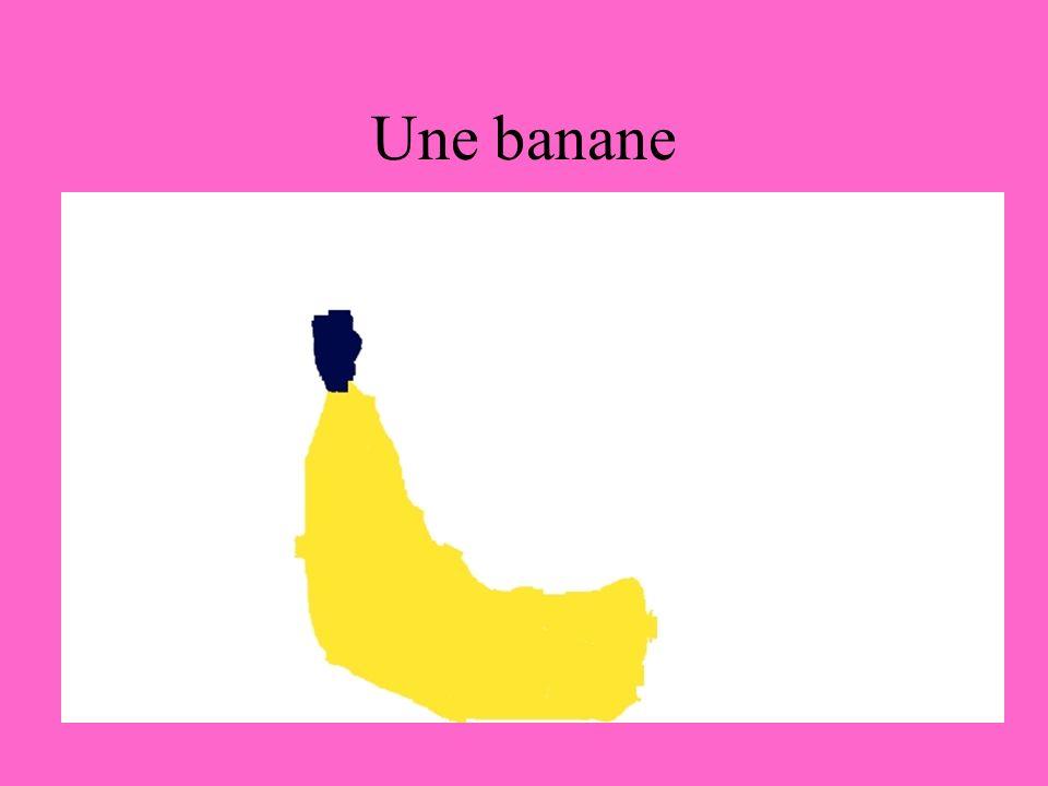 Une banane