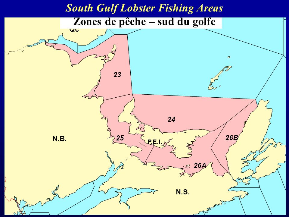 Minimum sizes / Tailles Minimales Lobster Fishing Area / Zone de pêche aux homards Year23242526A26A-3 (West)26A-2 (East)26B 195763.5 199065.163.565.163.5 70 199766.763.566.765.17066.770 199867.565.167.565.97068.370 199967.565.967.565.970 200368.5 70 72 20047069.57069.57071.573 200570 7371.574 200670 7671.575 200770 7671.576 200871-71-70-7070 767377-76 200972-72-72-7070 767378-76 201073-73-72-7070 767379-76