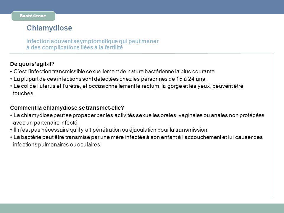 Trichomonase Infection parasitaire transmissible sexuellement De quoi sagit-il.