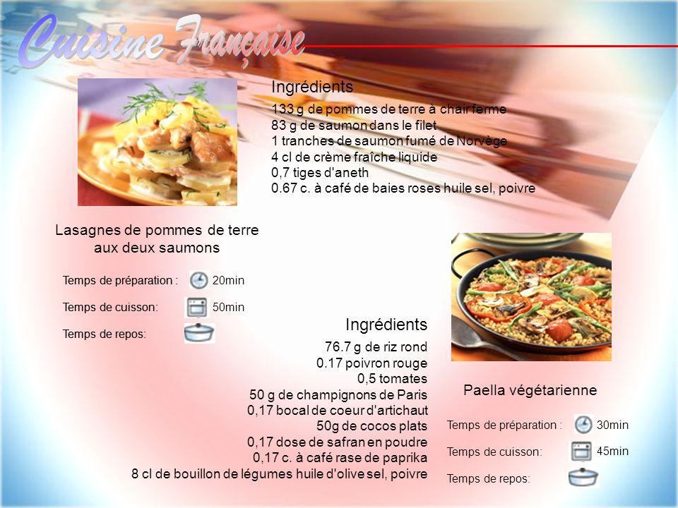 Ingrédients 133 g de pommes de terre à chair ferme 83 g de saumon dans le filet 1 tranches de saumon fumé de Norvège 4 cl de crème fraîche liquide 0,7