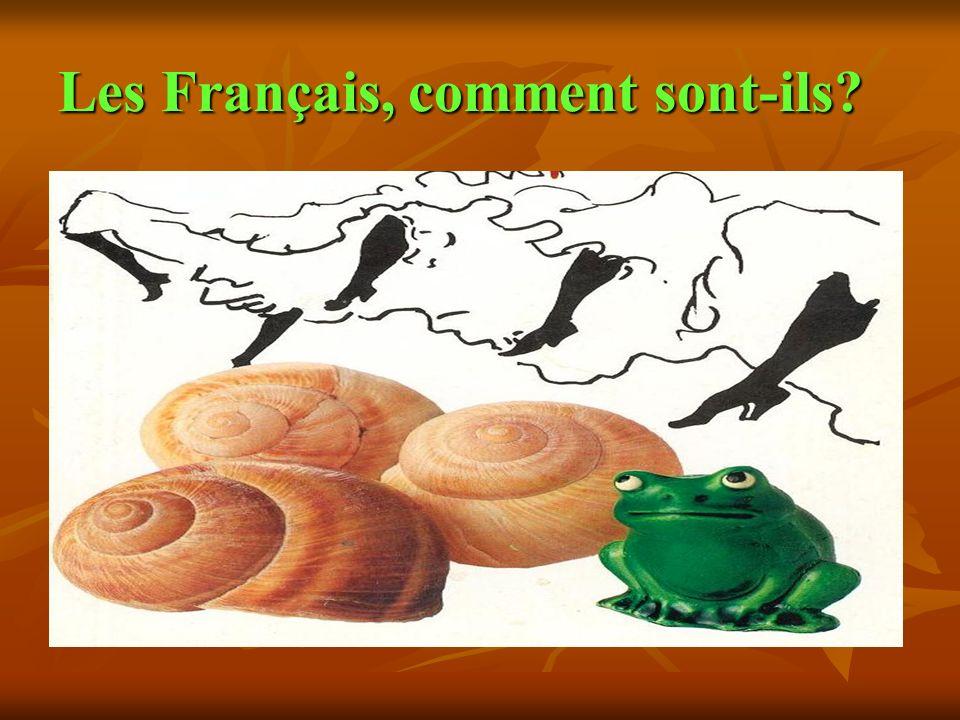 Les Français, comment sont-ils?