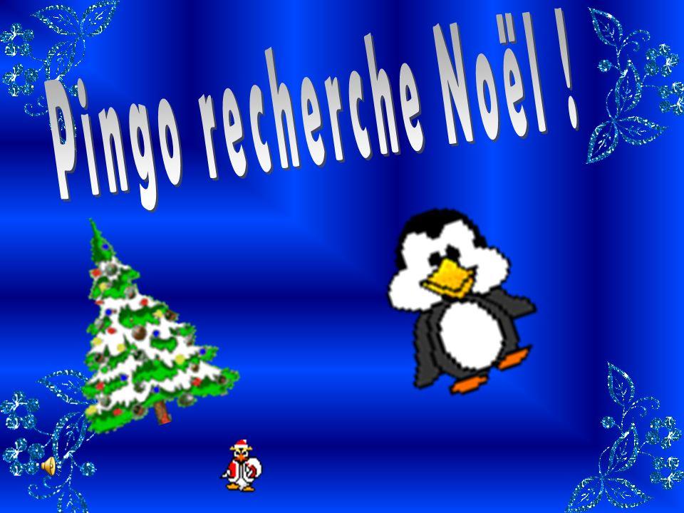 pas Il était une fois, un tout petit pingouin prénommé Pingo.
