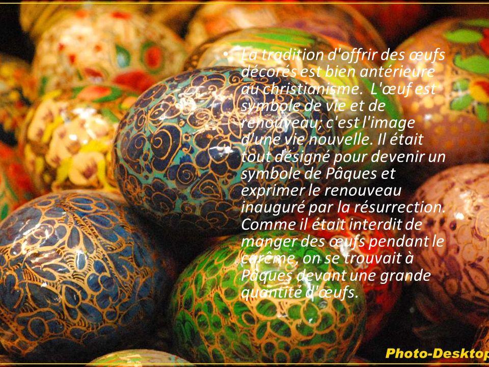 Poisson Avril - La principale différence d autres pays européens: en France, le lapin est remplacé par du poisson et des cloches.