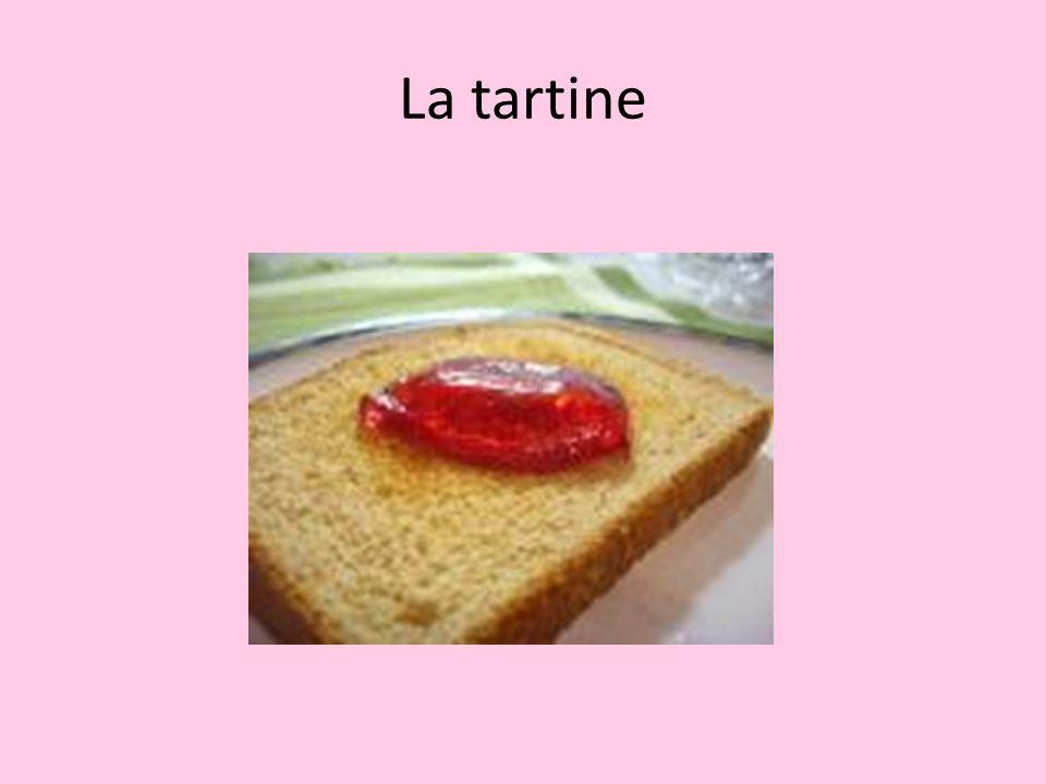 La tartine