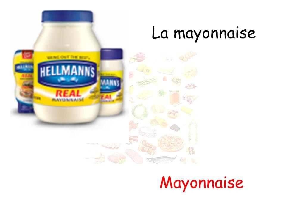 La mayonnaise Mayonnaise