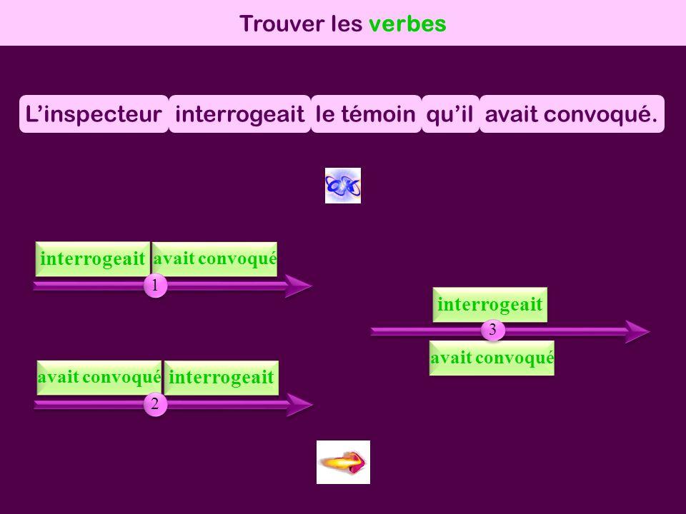 mod1 Trouver les verbes larbitre le joueur le pénalty.