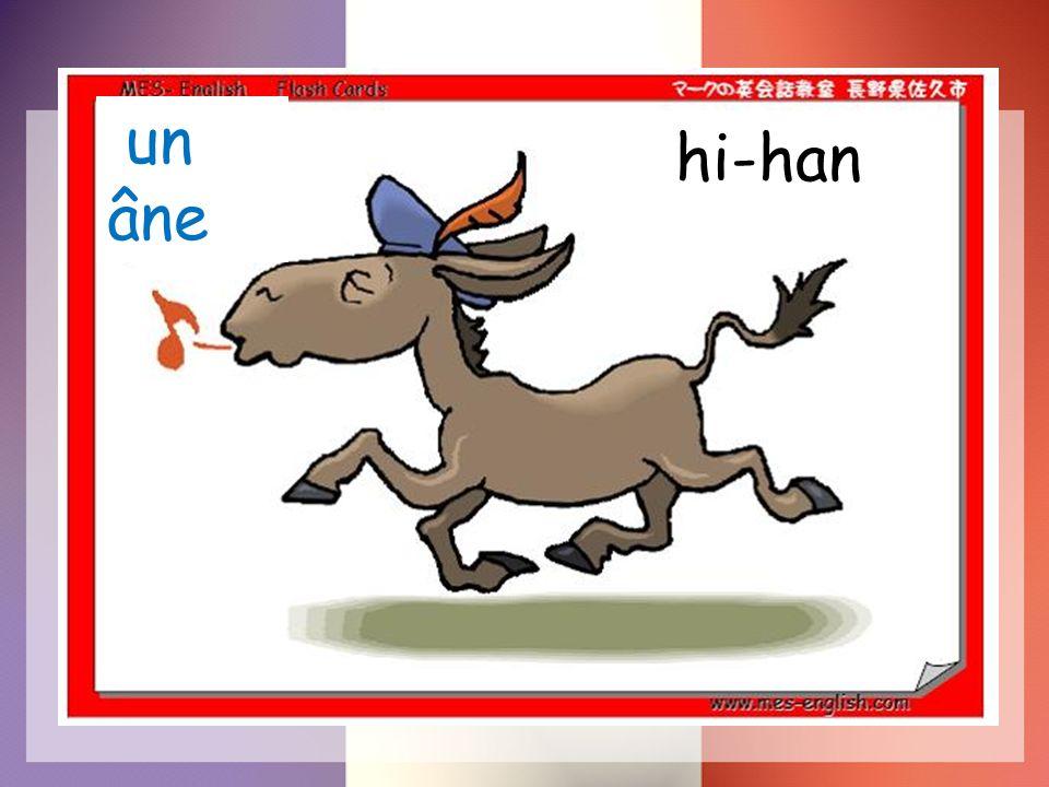 un âne hi-han