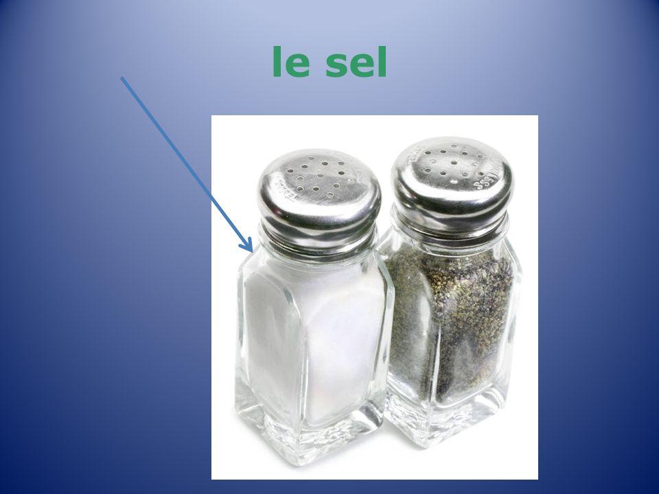 le sel