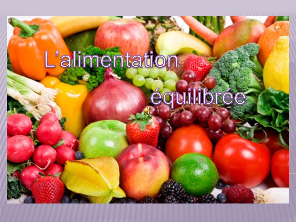 Ces aliments contiennent des vitamines, du fer, qui permettent de se défendre contre les maladies.