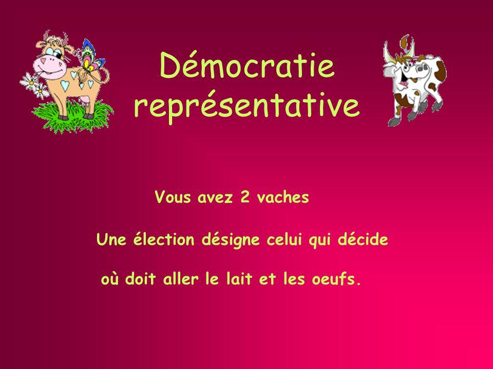 Capitalisme à la française ( suite … ) Sarkozy fait construire par son ami Bouygues un lacto- oeufoduc sous la manche pour lapprovisionner auprès des anglais.