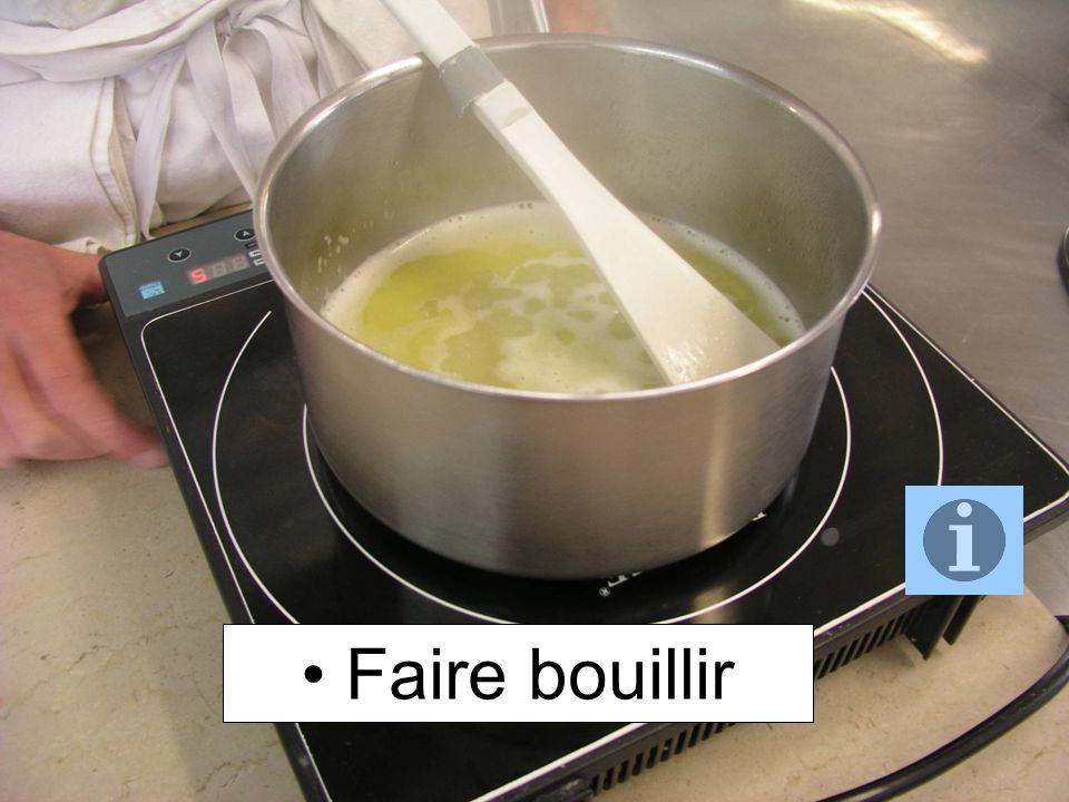 Faire bouillir