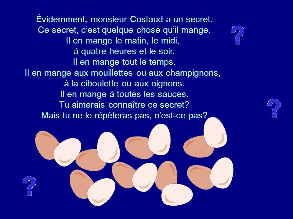 Un autre exemple : quand lauto de monsieur Costaud tombe en panne, appelle-t-il la dépanneuse? Non, ce nest pas la peine. Alors, que fait-il? Lui seul