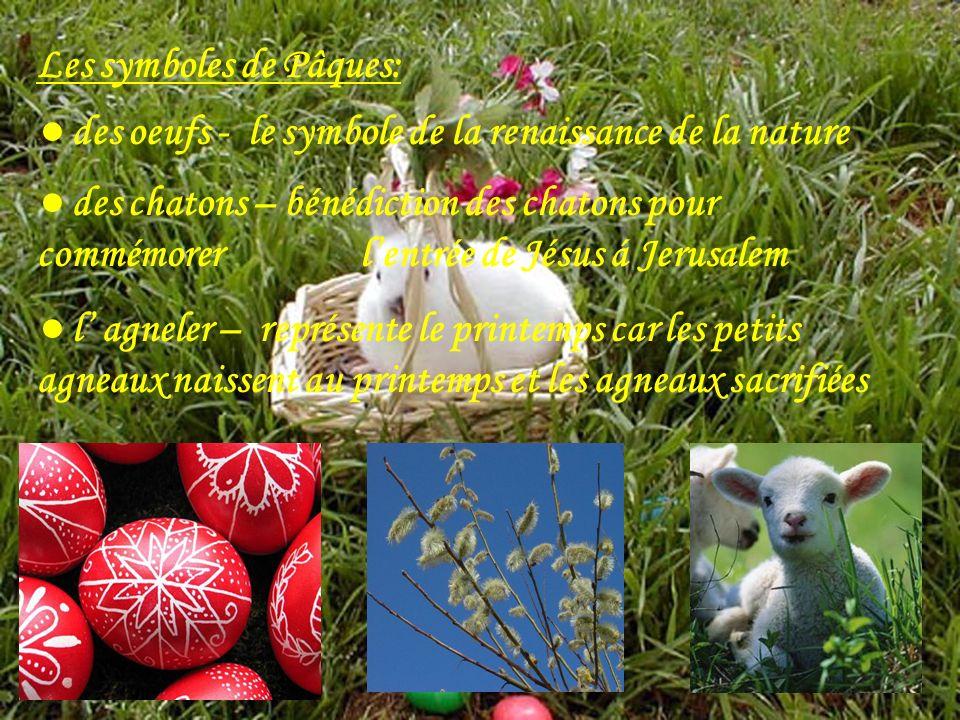 Lorigine païen: Selon une légende, une déesse de printemps païenne, Ostra,qui a été toujours représentée avec une couronne des fleurs autour de la tête,les lapins au pied et entourée par des oiseaux, avait eu un oiseau pondant des oeufs colorés.