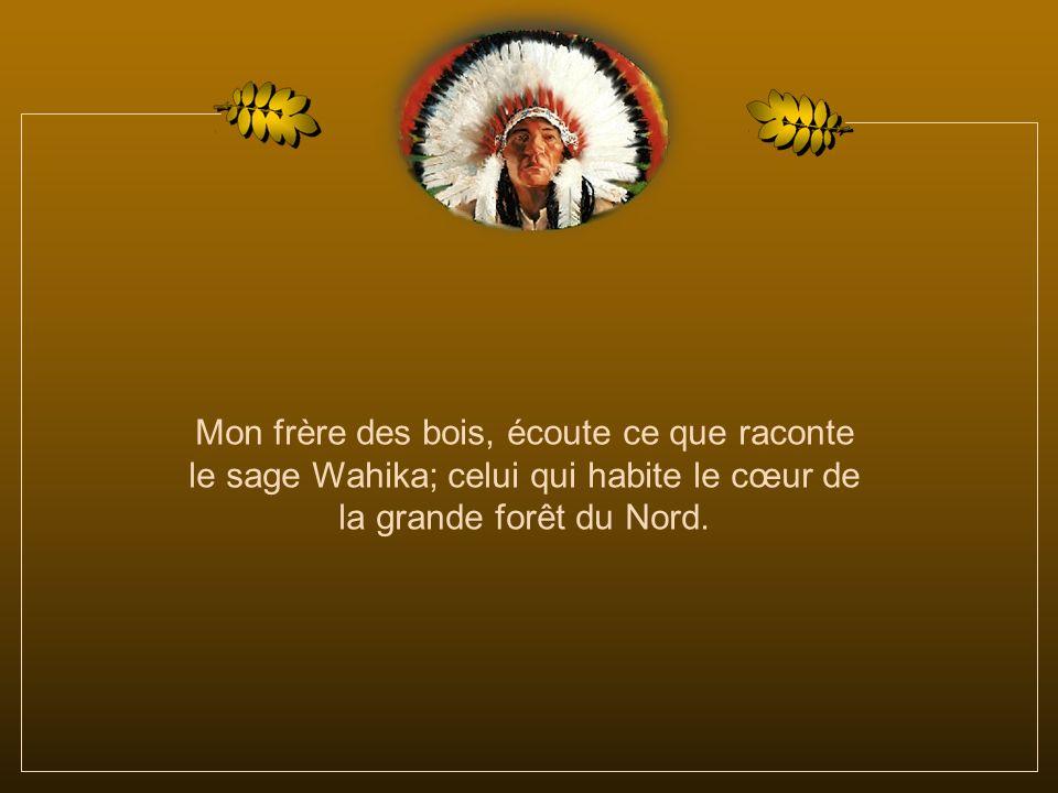 Voici le code dhonneur des Hurons, amis des Français, dans la Nouvelle France du 17ème siècle, tel que rapporté par le père Sagard, missionnaire des Indiens, dans une lettre à sa Procure de Paris, en 1689.