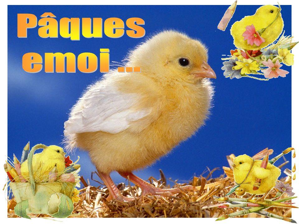 Easter = Pâques en anglais