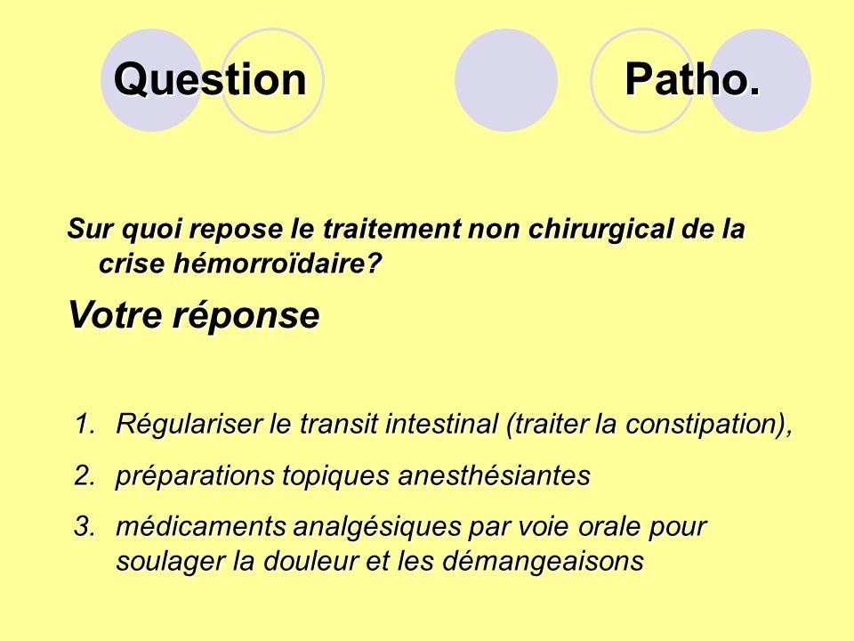 Question Citer les 2 fonctions essentielles de lintestin grêle. Votre réponse Une fonction dabsorption des nutriments; Une fonction de sécrétion. Phys
