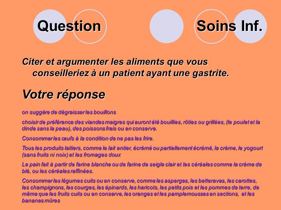 Question n°118 Je suis situé entre lœsophage et le duodénum, jai une forme de J, dune contenance de 1 à 1,50 litres environ, je suis un organe abdomin