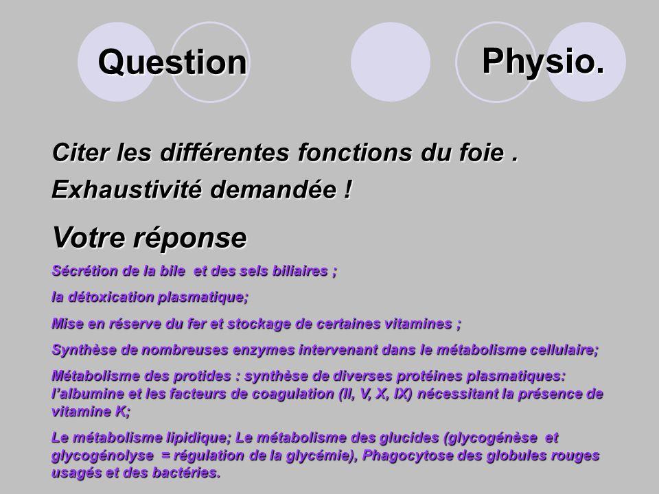 Question Compléter la phrase suivante: La digestion gastrique se résume en 2 principales actions: Une action A résultant de la musculature de lestomac
