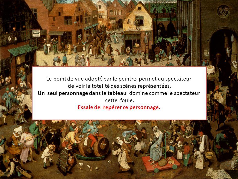 Le Combat de Carnaval et Carême est un tableau peint par Pieter Brueghel l'Ancien. C'est une huile sur bois mesurant 118 cm sur 164,5 cm, signée et da