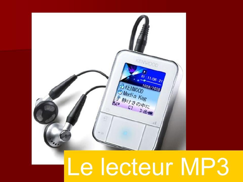 Le lecteur MP3