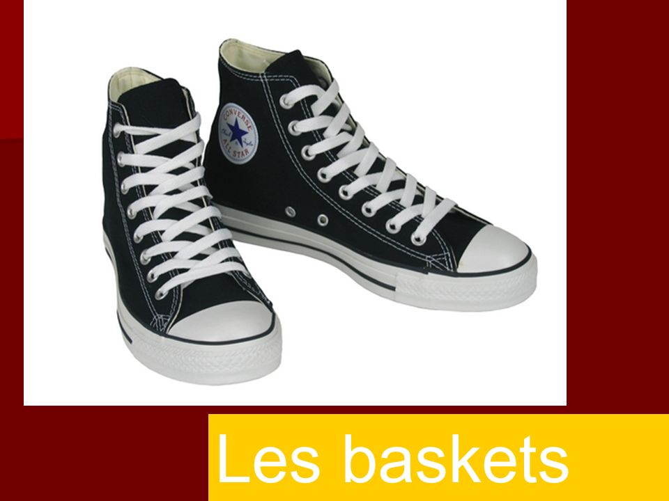 Les baskets