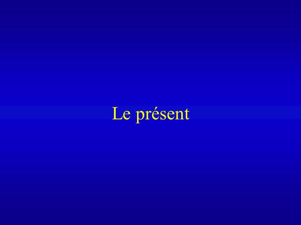 Le présent