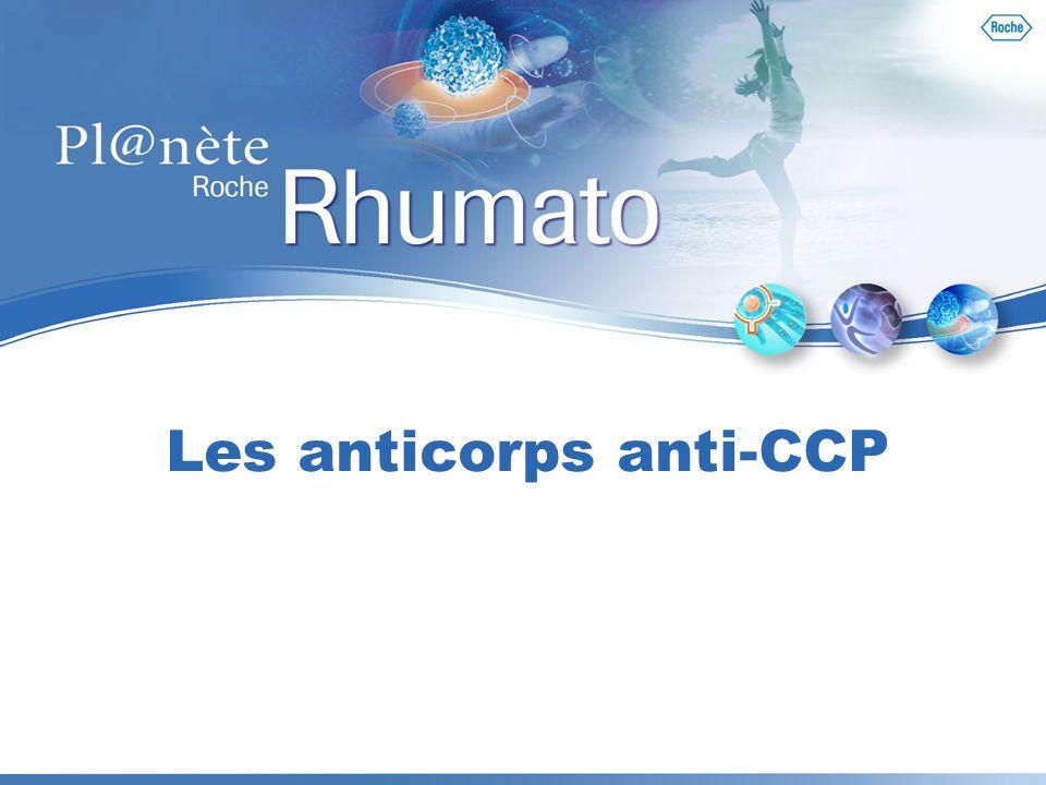 Les anticorps anti-CCP