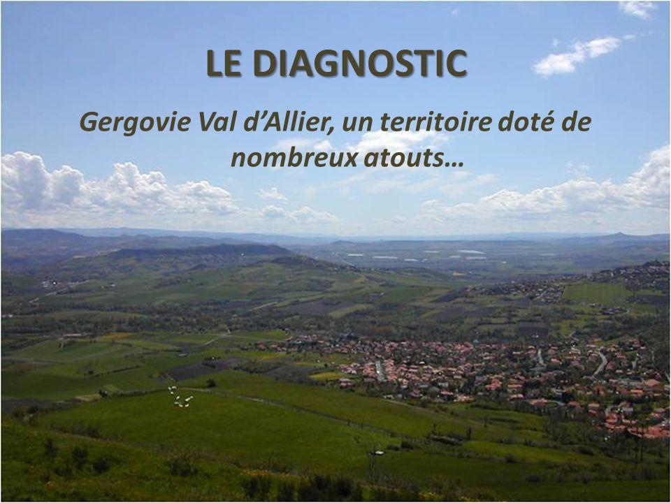 Diagnostic : les menaces Banalisation des paysages : Grandes cultures en bas des pentes des Puys => perte didentité, risque dérosion…